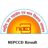 NIPCCD Result