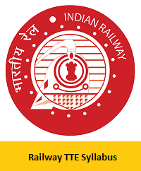 Railway TTE Syllabus 2018 PDF Download | Travelling Ticket Examiner