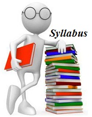 JIPMER Group B & C Syllabus