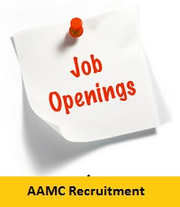 AAMC Recruitment