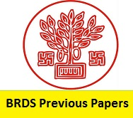 BRDS Previous Papers