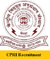 CPRI Recruitment