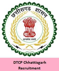 DTCP Chhattisgarh Recruitment