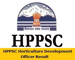 HPPSC Horticulture Development Officer Result