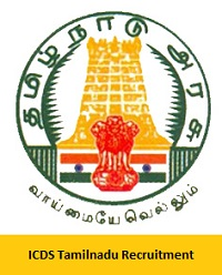 ICDS Tamilnadu Recruitment