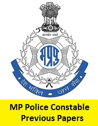 MP Police Constable Previous Papers