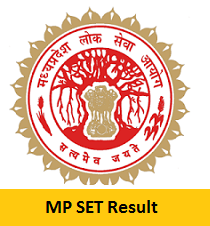 MP SET Result