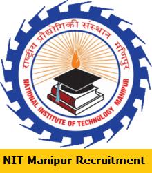NIT Manipur Recruitment