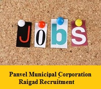Panvel Municipal Corporation Raigad Recruitment