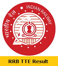 RRB TTE Result