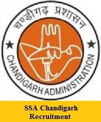 SSA Chandigarh Recruitment