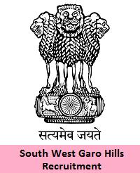 South West Garo Hills Recruitment