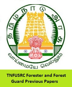 TNFUSRC Forester and Forest Guard Previous Papers