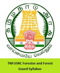 TNFUSRC Forester and Forest Guard Syllabus