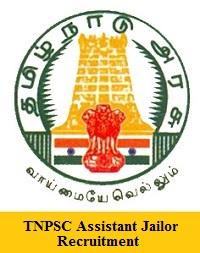 TNPSC Assistant Jailor Recruitment