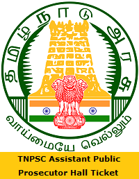TNPSC Assistant Public Prosecutor Hall Ticket