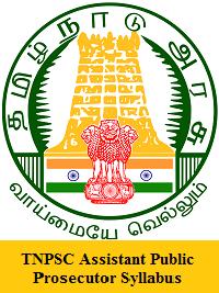 TNPSC Assistant Public Prosecutor Syllabus