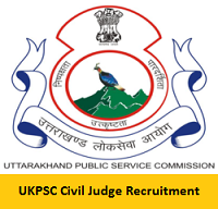UKPSC Civil Judge Recruitment