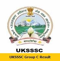 UKSSSC Group C Result