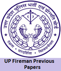 UP Fireman Previous Papers