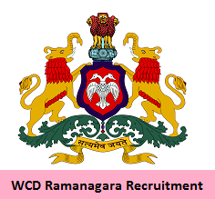 WCD Ramanagara Recruitment