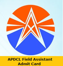 APDCL Field Assistant Admit Card