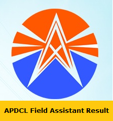 APDCL Field Assistant Result