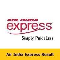 Air India Express Result
