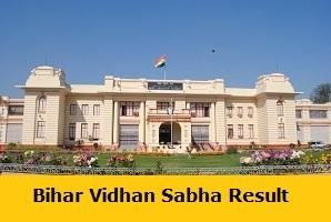 Bihar Vidhan Sabha Result