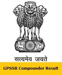 GPSSB Compounder Result
