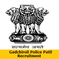 Gadchiroli Police Patil Recruitment