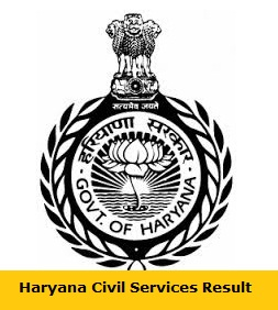 Haryana Civil Services Result