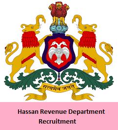 Hassan Revenue Department Recruitment