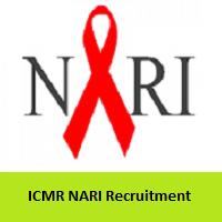 ICMR NARI Recruitment