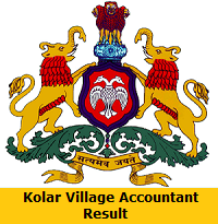 Kolar Village Accountant Result
