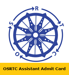 OSRTC Assistant Admit Card