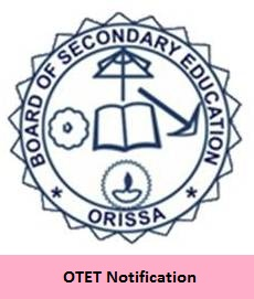 OTET Notification