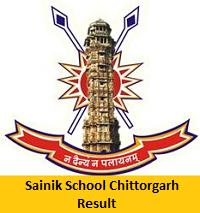 Sainik School Chittorgarh Result