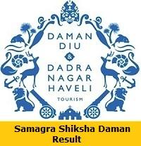 Samagra Shiksha Daman Result