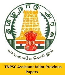 TNPSC Assistant Jailor Previous Papers