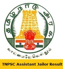 TNPSC Assistant Jailor Result