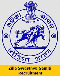 Zilla Swasthya Samiti Recruitment