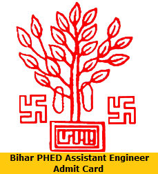 Bihar PHED Assistant Engineer Admit Card
