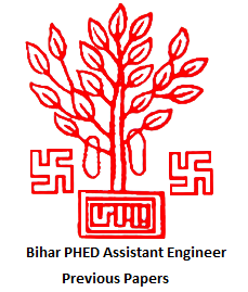 Bihar PHED Assistant Engineer Previous Papers