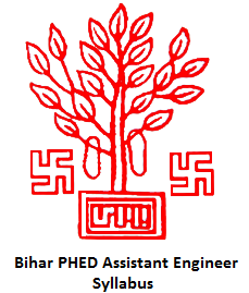Bihar PHED Assistant Engineer Syllabus