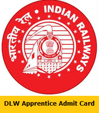 DLW Apprentice Admit Card