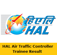 HAL Air Traffic Controller Trainee Result