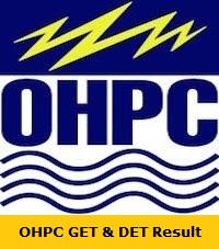 OHPC GET & DET Result