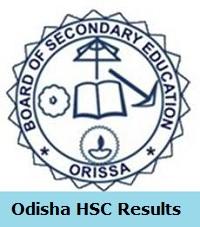 Odisha HSC Results