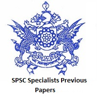 SPSC Specialists Previous Papers